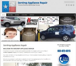 Appliance Repair Servirep